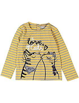 Boboli Mädchen Langarmshirt Stretch Knit T-Shirt For Girl