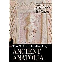 The Oxford Handbook of Ancient Anatolia