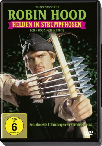 #Robin Hood – Helden in Strumpfhosen#