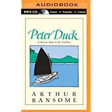 Peter Duck: A Treasure Hunt in the Caribbees (Swallows and Amazons)
