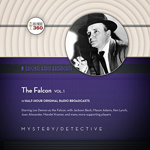 The Falcon, Vol. 1  Audiolibri