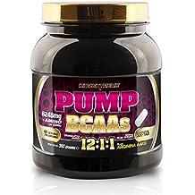Pump BCAAs - Bio Extreme - integratore di aminoacidi, L-leucina e Arginina (Formato: 300 compresse)