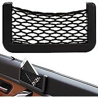 NOPNOG Accesorios para interior de coche, remolque y red de almacenamiento bolsa para gafas de teléfono
