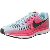 NIKE Wmns Air Zoom Pegasus 34, Zapatillas de Running para Mujer