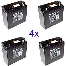Panasonic Baterías de repuesto para USV APC 2200rmxl 2200rmxlt 5000Smart Cell DL1400rm RBC11rbc11j RBC55Smart UPS 1400rmxltnet UPS 2000UPS 2000Net UPS 2200UPS 2200rm UPS 2200rmxlnet UPS 2200rmxltnet UPS 2200x l UPS 2200x lnet UPS 2200x ltnet UPS 3000(4S) UPS 3000Net UPS 3000rm UPS 3000rmnet UPS 3000tnet UPS 48bp SU24X LBP su48X lbplxp SU600X L Accu pilas battery Bateria batería