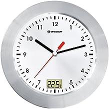 Bresser MyTime Bath Reloj de Baño - color blanco