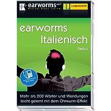 Langenscheidt earworms Italienisch - Audio-CD mit Begleitheft: Basics
