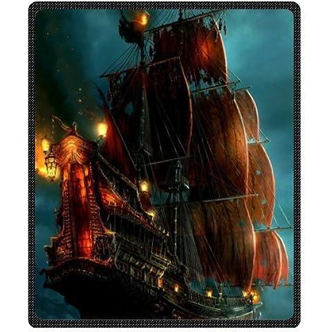Más vendido Vintage náuticas vela barco pirata tema 50