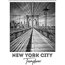 NEW YORK CITY Teamplaner (Wandkalender 2018 DIN A2 hoch): Für Terminierungen im Büro oder Daheim (Familienplaner, 14 Seiten ) (CALVENDO Orte) [Kalender] [Feb 21, 2015] Viola, Melanie
