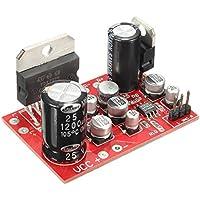 Sharplace Conjunto de Tablero de Amplificador TDA7379 con Preamplificador AD828 Electrónica de Consumo