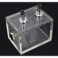 ZJchao acrylique 200 ml réservoir d'eau de refroidissement de l'eau de refroidissement cpu cooler pc wasserblock
