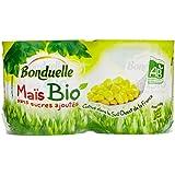 Bonduelle Maïs 2 Boîtes de 150 g