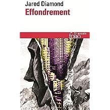 Effondrement (Folio Essais) (French Edition) by Professor of Geography Jared Diamond (2009-02-01)