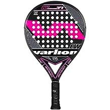 Varlion L.W. Carbon Ti SYL - Pala de pádel unisex, color rosa