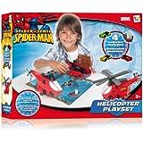 Spiderman hélicoptère Portique (UK Import)