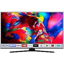 Sanyo 139 cm (55 inches) 4K XT-55S8200U 4K UHD LED Smart TV (Metallic)