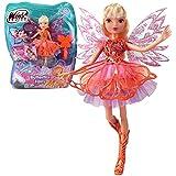 Winx Club - Butterflix Fairy - Hada Stella Muñeca 28cm con Magia Robe