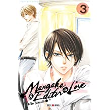 Mangaka and editor in love T03