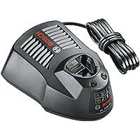 Bosch 1600Z0003L Cargador para baterías, 12 V, Negro
