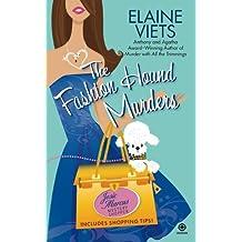 The Fashion Hound Murders (Josie Marcus, Mystery Shopper Mysteries)