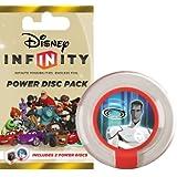 Disney Infinity: Pack con 2 Gettoni Extra Power Tron - Esclusiva Amazon.it [Importación Italiana]