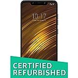 (Certified REFURBISHED) POCO F1 MZB6645IN (Graphite Black, 64GB)