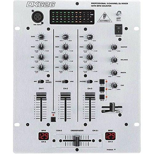 table de mixage simple