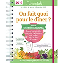 On fait quoi pour le dîner Spécial recettes végétariennes Mémoniak 2019
