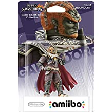 Amiibo 'Super Smash Bros' - Ganondorf