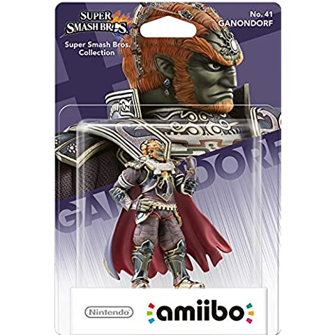Amiibo  Ganondorf - Super Smash Bros. Collection