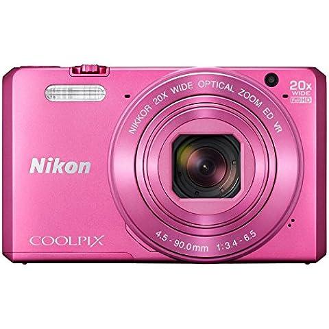 Nikon Coolpix S7000 - Cámara compacta de 16.76 Mp (pantalla de 3