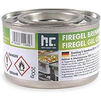Lot de 24 pâtes combustibles de 200 g - Pour la gastronomie et la maison - Idéales pour garder au chaud des aliments