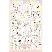 Pink Utopia: a beautiful notebook by Zakiyya Rosebelle