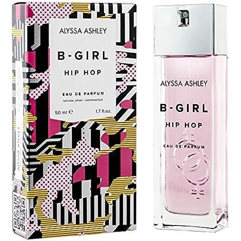 Alyssa Ashley B Girl Hip Hop Eau De Parfum Spray 50ml