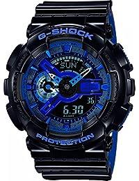 Casio G-Shock Herren Uhr Analog/Digital Quarz mit Resinarmband GA-110LPA-1AER