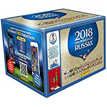 Panini 2018 FIFA World Cup Official Sticker Collection