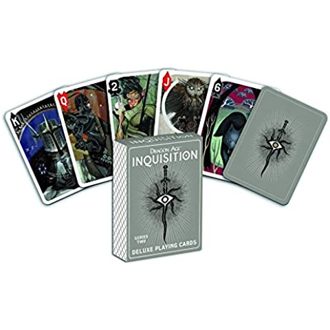 Dragon Age Inquisition Playing Cards Series 2