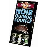 Alter éco chocolat noir quinoa bio 100g Envoi Rapide Et Soignée ( Prix Par Unité )