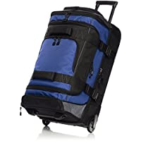 حقيبة دفل بعجل مصنوعة من نسيج الريب ستوب من امازون بيسكس, , ازرق - ZH1704075F