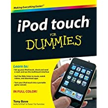 iPod touch For Dummies by Tony Bove (2009-08-10)