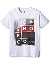 DC Boys' La Panel Ss by B Tees Wbn0 T-Shirt