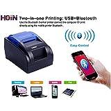 HOIN BIS Certified 58MM Bluetooth + USB Thermal Printer