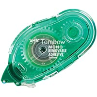 Tombow 0,33 x 39 pollici rimovibile Mono Adesivo Dispenser, Verde