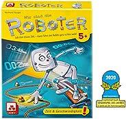 NSV - 4506 - WIR SIND DIE Roboter - Kartenspiel
