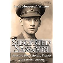 Siegfried Sassoon by Jean Moorcroft Wilson (October 24, 2013) Hardcover