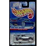 Mattel Hot Wheels 2000 First Edition : 1999 ISUZU VehiCROSS: Blk./Silver 1:64 Scale Die Cast Car #16 OF 36-#076...