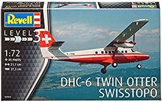 Revell Dhc-6 Twin Otter (3954)