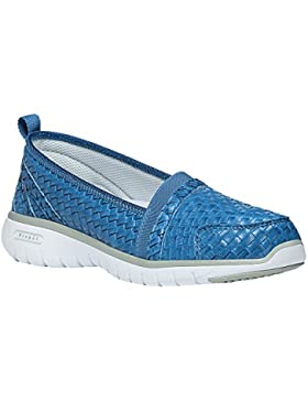 Propet Travellite Slip-On Woven Donna Stretta Sintetico Mocassini