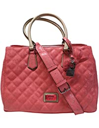 fa8a348e5dca Guess Women s Purse Handbag Flowering Tote Passion Pink