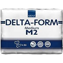 ABENA Delta Form M 2 - Pañales para adultos (talla M)